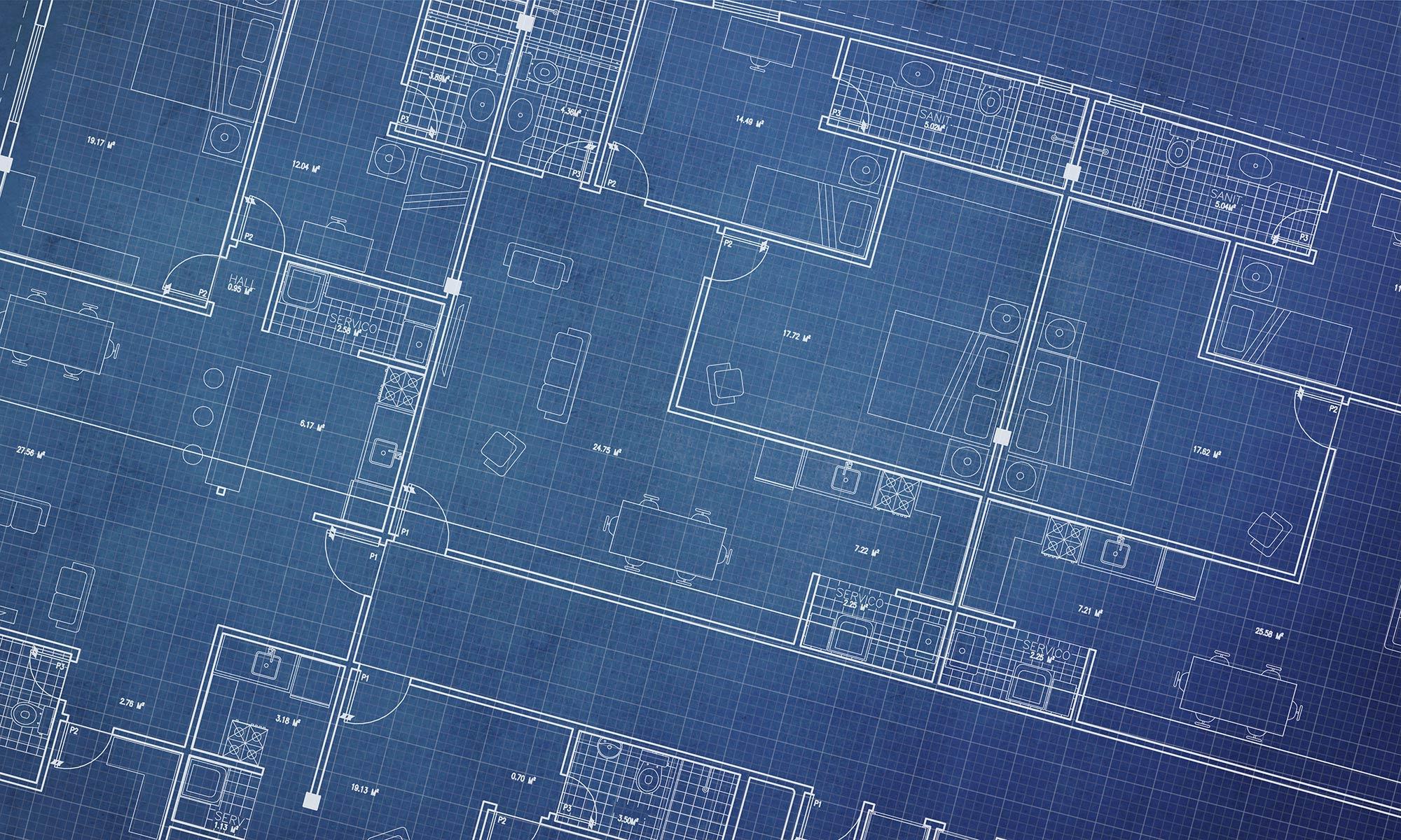 Chief Architect House Plans Blueprint Background Glenco Inc