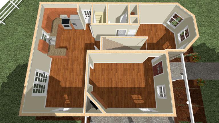 2S101 Two Story Home | Glenco Inc